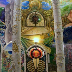 Astonishing Damanhur & The Temples Of Humankind The Number 1 Underground Site in Italy