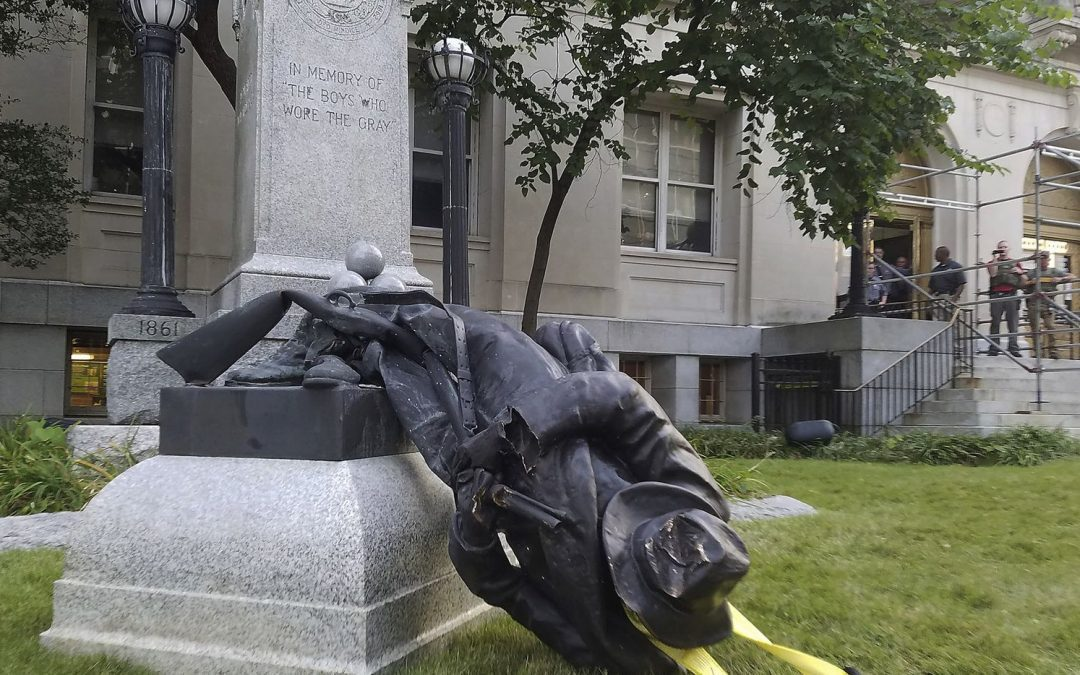The Division on Confederate Statues Continues…