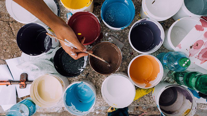 Going Green With Your Art Studio