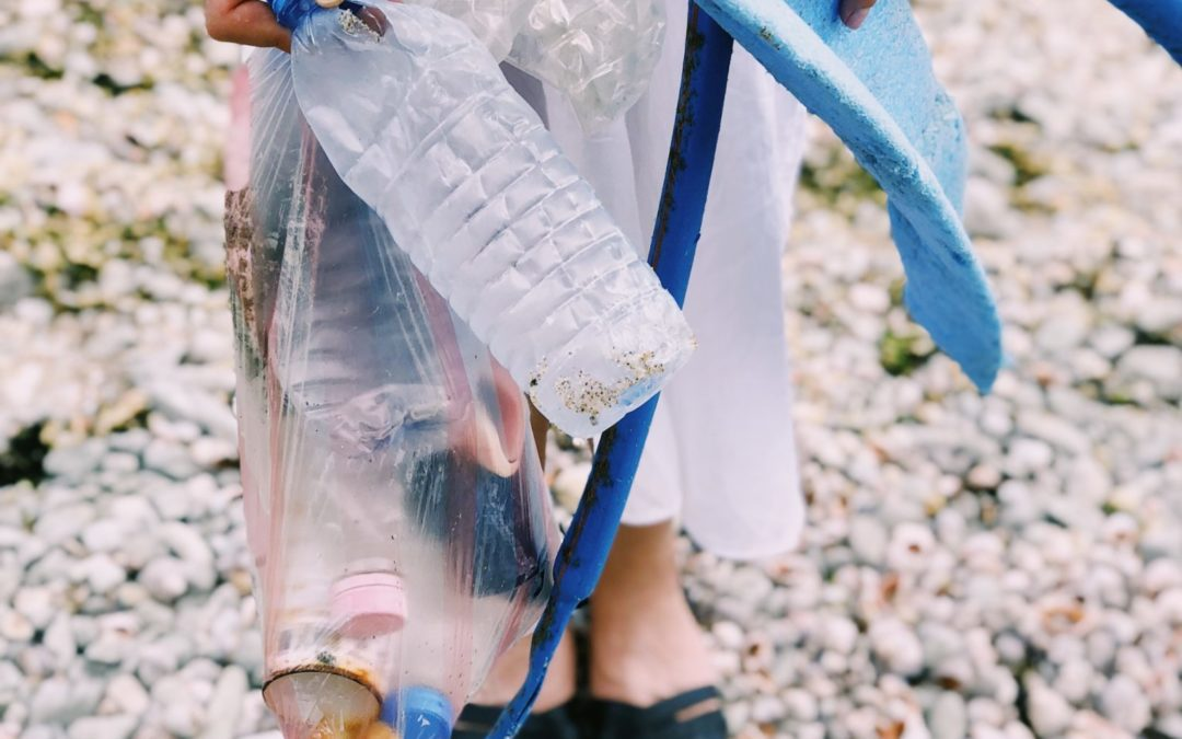 Help The Earth, Take Action on Plastic Pollution